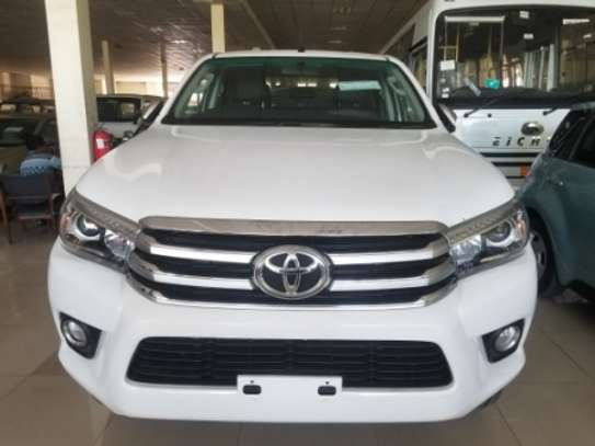 2017 Toyota Pick Up