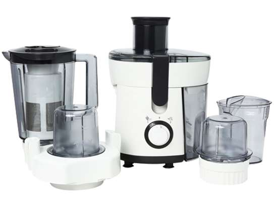 Philips HR1847 - Viva Collection Juicer, Blender, Grinder & Chopper image 1