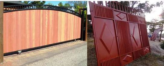 Sliding Gate Construction; Mageti; Gates Repair; Gates.