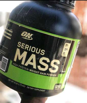 Serious Mass Gainer Supplement