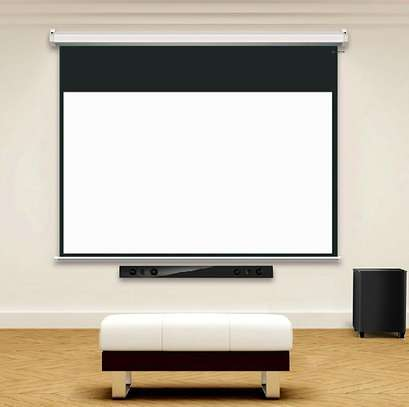 Electric Projection Screen image 7