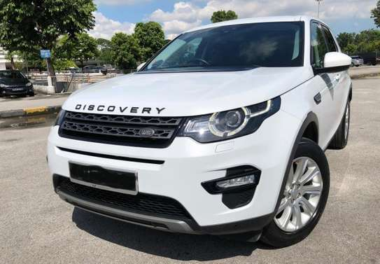 2015 LAND ROVER DISCOVERY SPORT USD 20,000/= UP TO DAR PORT TSHS 73MILLION ON THE ROAD image 2