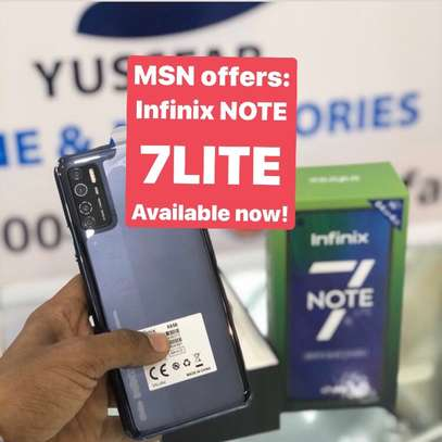 Infinix NOTE 7 LITE GB 64 (Special Offer)