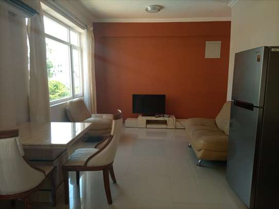 Furnished one bedroom apart for rent at masaki image 8