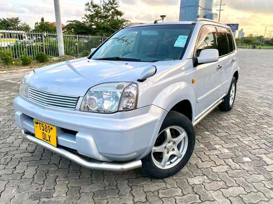 2001 Nissan X-Trail image 4