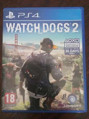 Watchdogs 2 PS4 Cd image 3