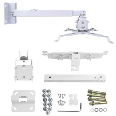 universal projector ceiling mount projector bracket PM4365 siutable for all brand non-brand projector image 2