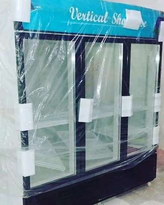 Commercial Triple Door Vertical Showcase refrigerator...4,500,000/=