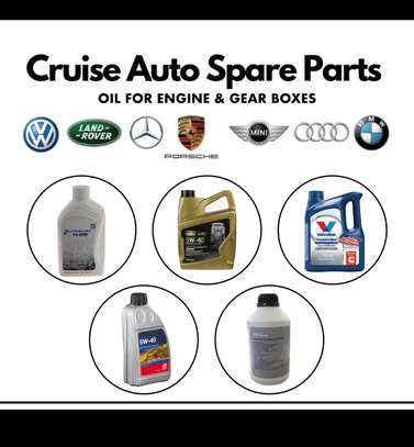 OIL FOR ENGINES AND GEAR BOXES
