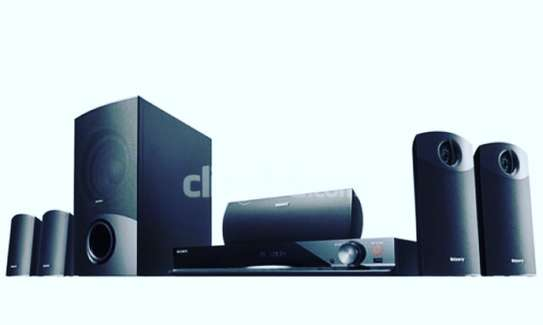 SONY Home Theatre 5.1 - 1000w (surround sound) image 1