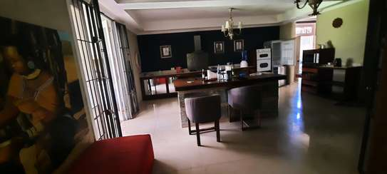 a LUXURIOUS  clean beach house at mbezi beach with the beach view is for rent image 9