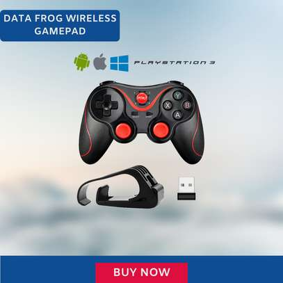 DATAFROG Wireless Rechargeable Gamepad