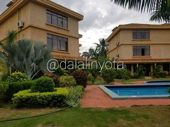 4 BDRM VILLA AT MBEZI BEACH image 4