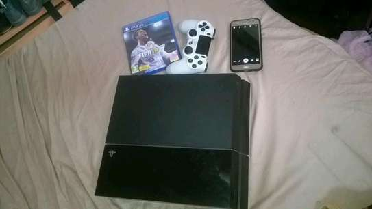 Playstation4 Ps4 (Phat)