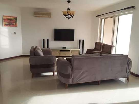 Luxury 3 Bdrm Modern Ocean View Full Furnished Apartments in Masaki