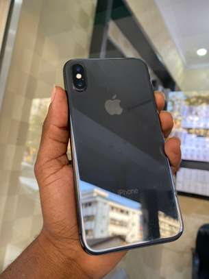 iPhone X 64GB Black for sale image 1