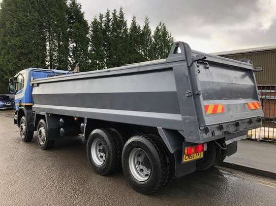 2007 Scania P380 8X4 TIPPER 128MILLION image 3