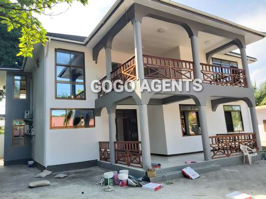 BUNGALOW FOR RENT (MSASANI) image 1