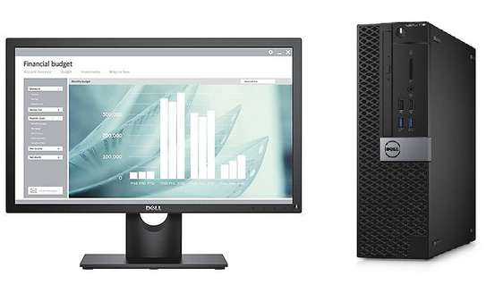 DELL 3040SFF WITH 21INCH SCREEN AND 2GB GRAPHICS
