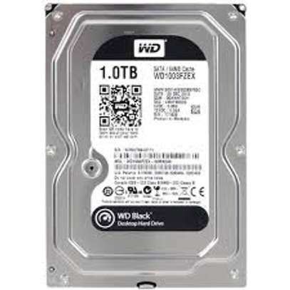 internal Hard Disk western digital 1TB 500GB 320GB image 1