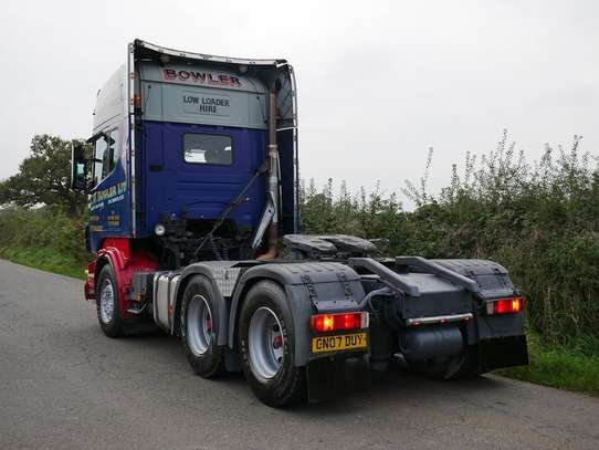 2007 Scania R480 Tractor Unit image 5