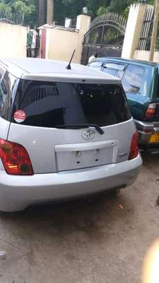 TOYOTA IST UNREGISTERED  FOR SALE image 3
