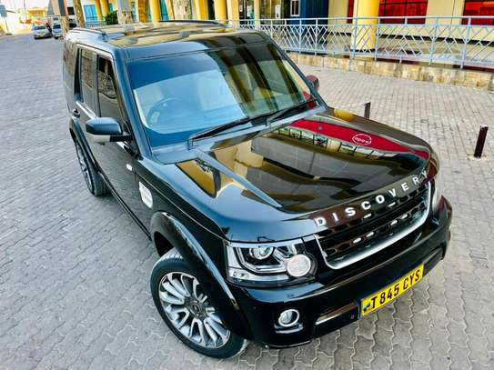 2009 Land Rover Discovery image 1