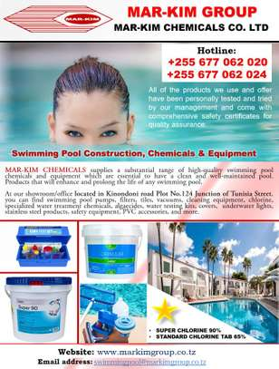 Mar-kim Swimming Pool Chemicals, Construction, &Equipment
