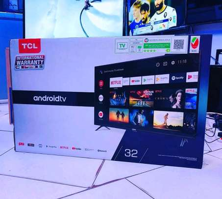 TCL Android TV inch 32 image 1