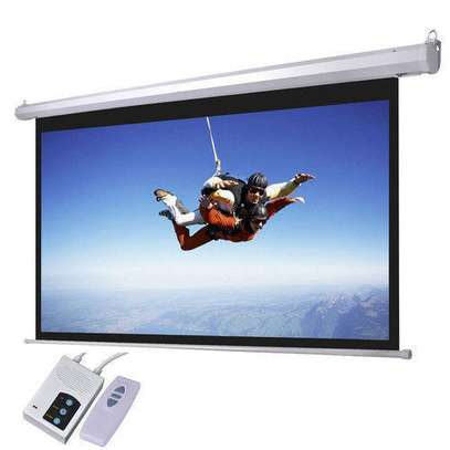 Electric Projection Screen image 6