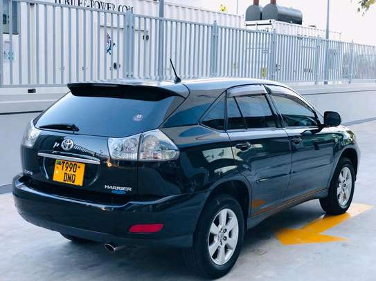 2006 Toyota Harrier image 4