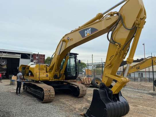 2005 Caterpillar Excavator CAT 325CLN image 2