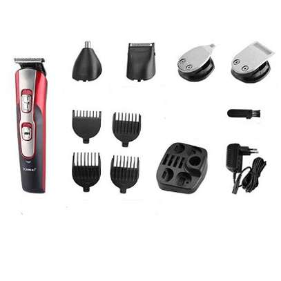 Kemei 10 in 1 super grooming kit KM-510 image 4