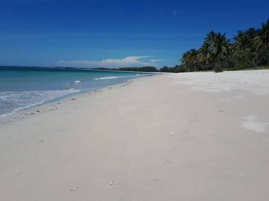 beach plot for sale at kigamboni 11 acres image 6