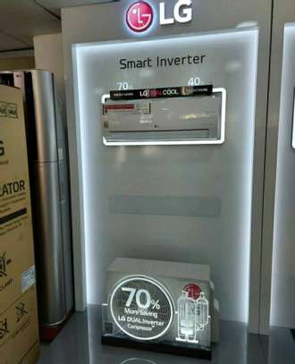 DUALINVERTER LG AIR CONDITION image 1