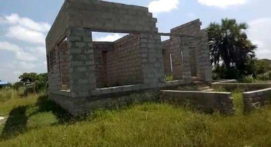 UNFINISHED HOUSE FOR SALE image 3