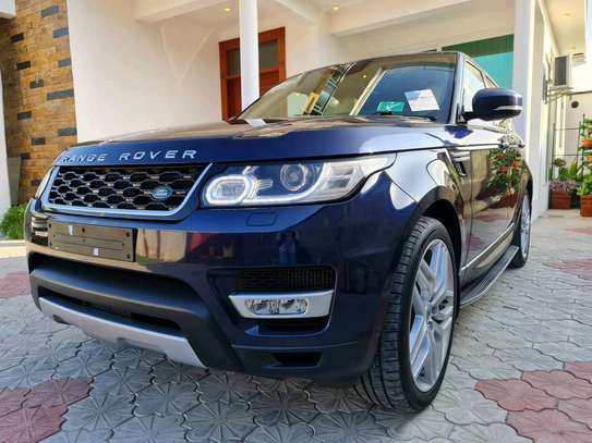 2014 Rover Range Rover Sports image 8