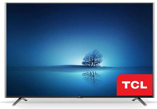 55 TCL Smart UHD LED TV - 4K TV image 1