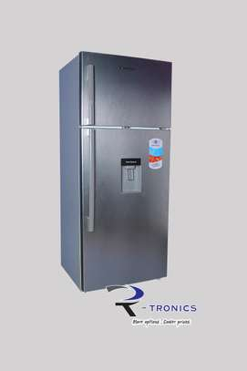 Westpoint Double Door With Water Dispenser Defrost 550L/510L – WRMCN-6119.WDI image 1