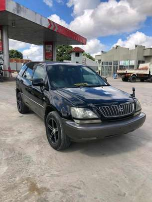 2000 Toyota Harrier image 8