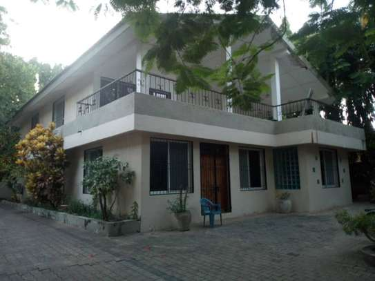 4bed houe at masaki $1500pm image 1