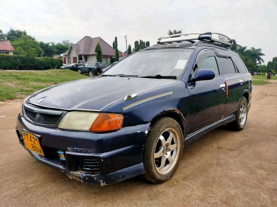 2001 Nissan Wingroad image 6
