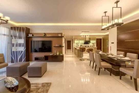 4 Bedrooms Luxury Apartment in Masaki