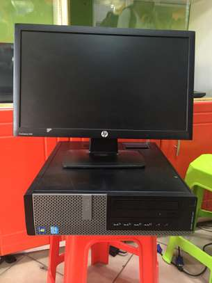dell desk top