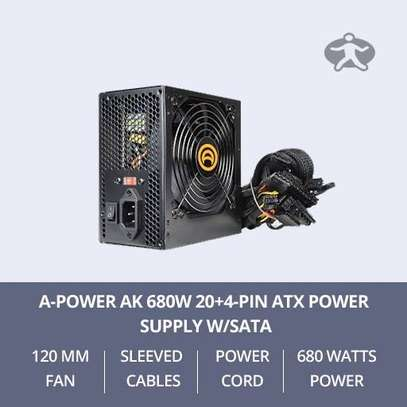 A-Power AK 680W 20+4-pin ATX Power Supply