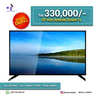 """BeKG Android Smart Tv 32"""" image 1"""