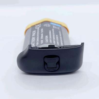 LP-E19 Lithium-Ion Battery Pack (10.8V, 2700mAh). For Canon Cameras image 4