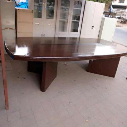 Conference table (8 seaters) image 1