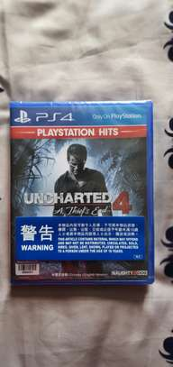 UNCHARTED 4: Brand New, Sealed