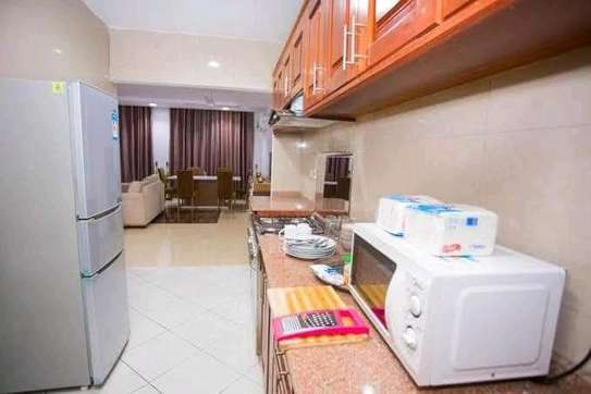 a 2bedrooms fully furnished in MASAKI  cool street is now available for rent image 2